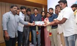 Vaan Movie Launch Stills