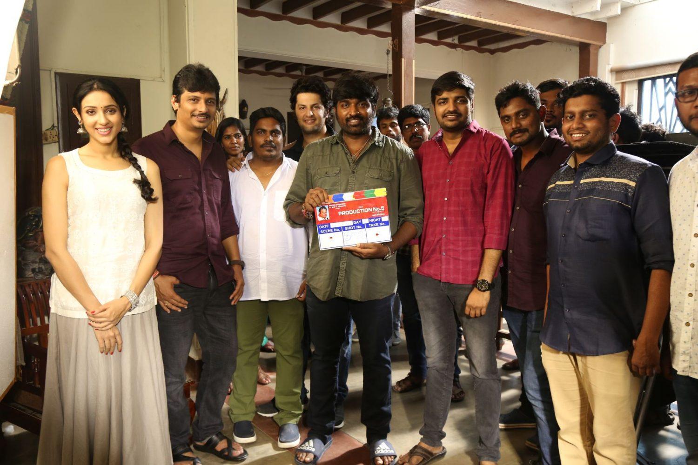 Vels Film International Production No 5 Pooja