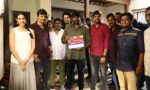 Vels Film International Production No 5 Pooja