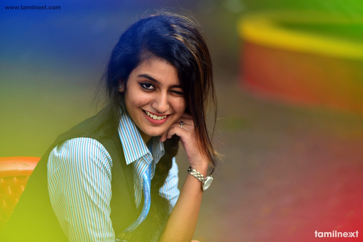 Priya Prakash Varrier HD Photos