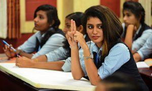Priya Prakash Varrier HD Photos