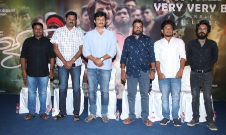 Gypsy Movie Single Track Launch Stills
