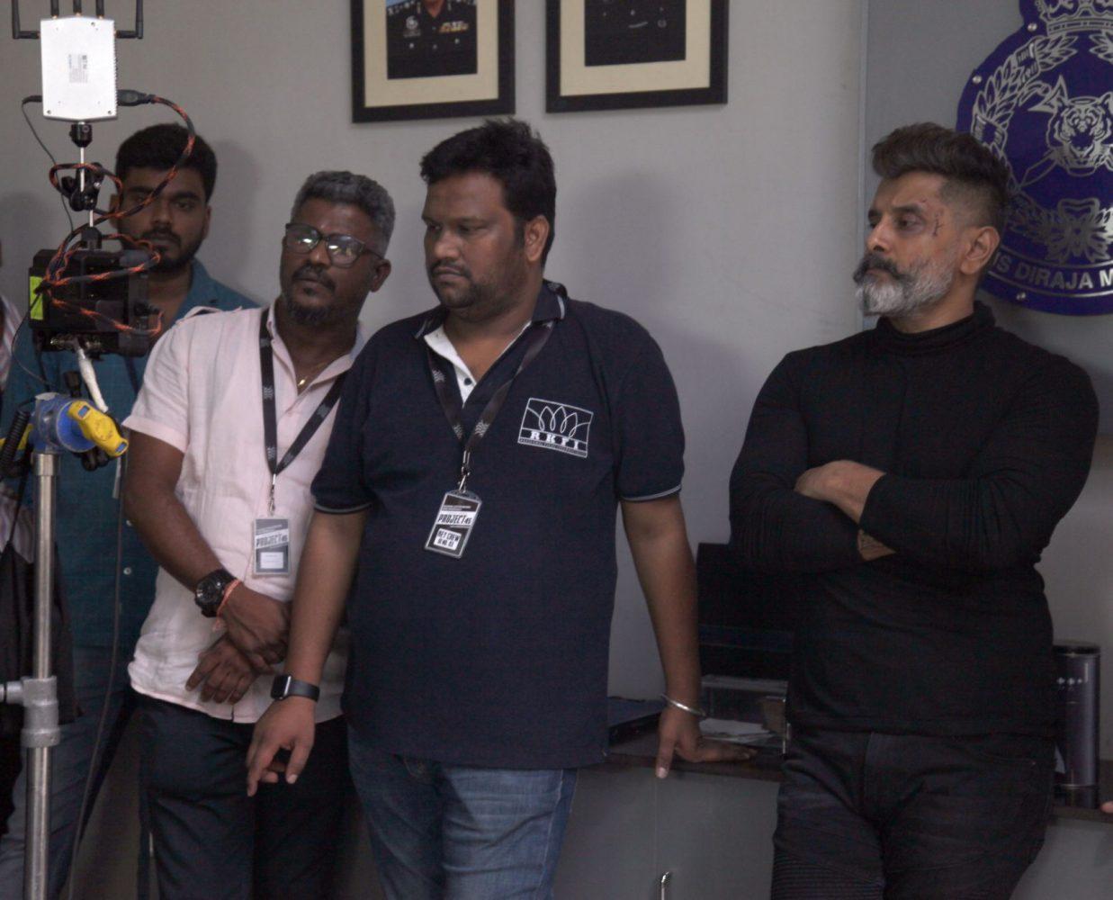 Kadaram Kondan Movie Working Stills