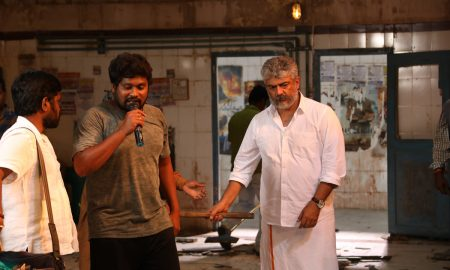 Viswasam Movie Working Stills
