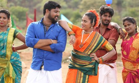 Aal Illatha Oorla Annanthaan MLA Movie Stills