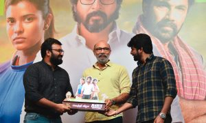 Kanaa Movie Success Meet HD Photos