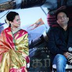 Manikarnika Movie Press Meet Stills