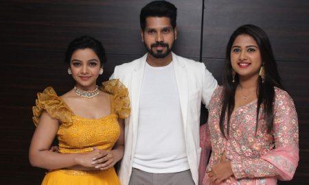 Aghavan Audio and Trailer Launch Stills