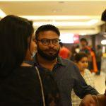 LKG Movie Premiere Show Photos