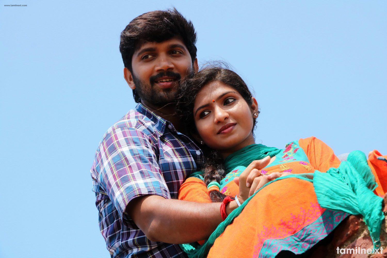 Actor Abi Saravanan, Actress Venba