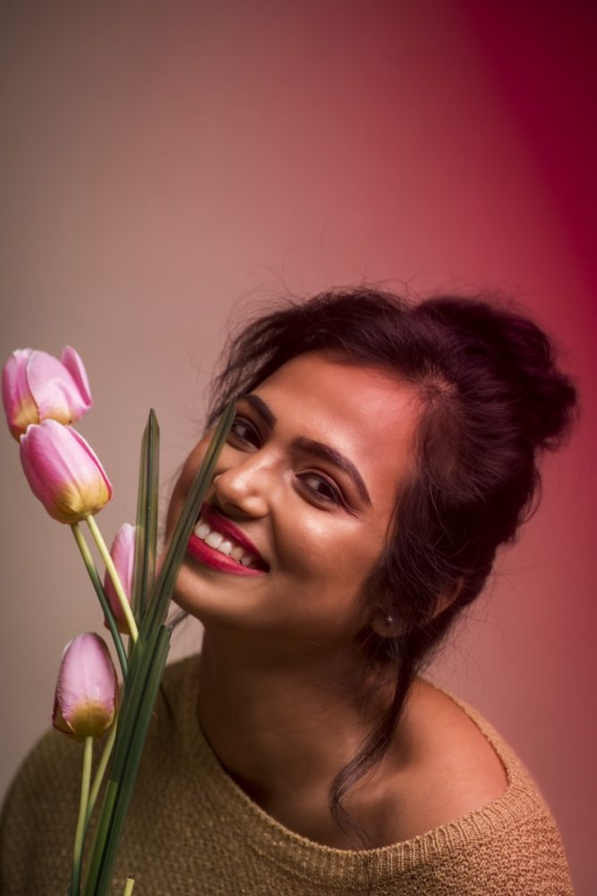 Actress Ramya Pandian Photoshoot Images