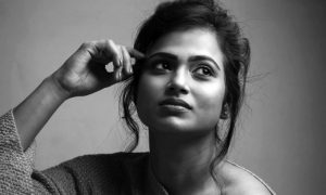 Actress Ramya Pandian Photoshoot Images