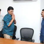 Miga Miga Avasaram Trailer Launch Photos