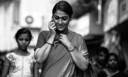 Actress Nayanthara in Airaa Movie Stills