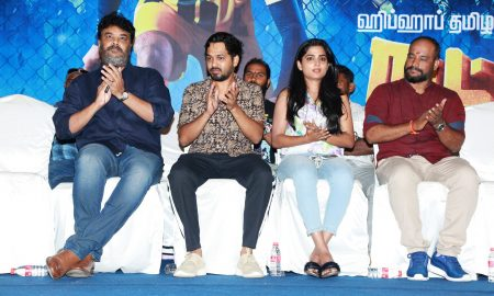 Natpe Thunai Trailer Launch HD Photos