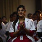 Actress Yashika Anand