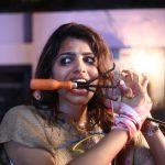 Actress Sai Dhanshika