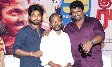 Kuppathu Raja Movie Press Meet Stills