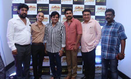 Maaligai Teaser Launch Stills