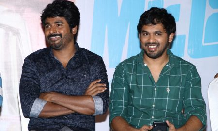 Mr Local Movie Press Meet Stills