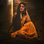Actress Malavika Mohanan Latest Photoshoot HD Pictures